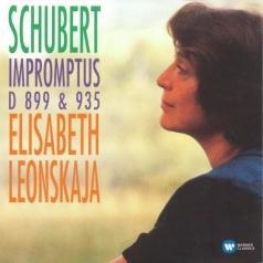 Elisabeth Leonskaja (Елизавета Леонская): Schubert: Impromptus