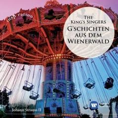 The King's Singers (Зе Кинг Сингерс): G'Schichten Aus Dem Wienerwald
