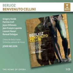 John Nelson (ДжонУилтонНельсон): Berlioz: Benvenuto Cellini