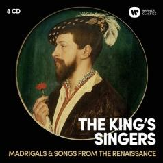The King's Singers (Зе Кинг Сингерс): Madrigals & Songs From The Renaissance