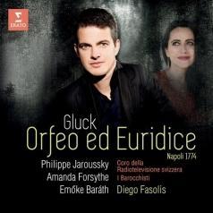 Philippe Jaroussky (Филипп Жарусски): Gluck: Orfeo Ed Euridice