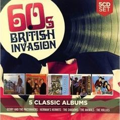 5 Classic Albums: 60S British Invasion