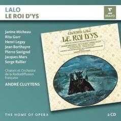 André Cluytens (Андре Клюитанс): Lalo: Le Roi D'Ys