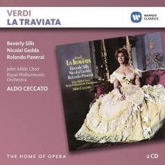 Aldo Ceccato: Verdi: La Traviata