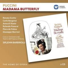 Sir John Barbirolli (Джон Барбиролли): Madama Butterfly