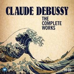 C. Debussy (Клод Дебюсси): Debussy Complete Work 2018