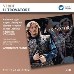Roberto Alagna (Роберто Аланья): Verdi: Il Trovatore