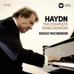 Rudolf Buchbinder (Рудольф Бухбиндер): Haydn: Complete Piano Sonatas