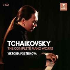 Viktoria Postnikova (Виктория Постникова): Tchaikovsky: The Complete Piano Works