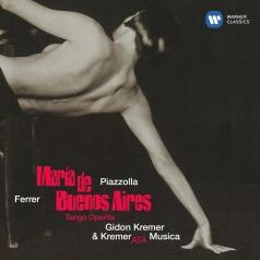 Kremerata Musica Gidon Kremer (Гидон Кремер): Piazzolla: Maria de Buenos Aires