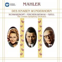 George Szell Dietrich Fischer-Dieskau Elisabeth Schwarzkopf (Джордж Селл): Mahler: Des Knaben Wunderhorn