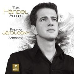Philippe Jaroussky (Филипп Жарусски): The Handel Album (Jewel-Case)
