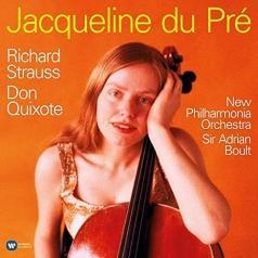 Jacqueline Du Pre (Жаклин Дю Пре): R. Strauss: Don Quixote