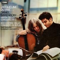 Jacqueline Du Pre (Жаклин Дю Пре): Haydn: Cello Concerto In C / Boccherini: Cello Concerto