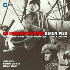 Lotte Lenya (Лотте Ленья): Weill: Threepenny Opera (Dreigroschenoper) & Berlin 1930 Songs & Chanson