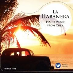 Ernesto Lecuona (Эрнесто Лекуона): La Habanera – Piano Music From Cuba