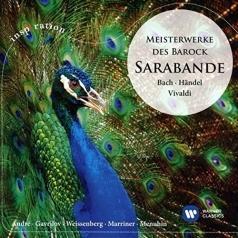 Academy Of St Martin In The Fields (АкадемияСвятогоМартина): Sarabande – Best Loved Baroque Music