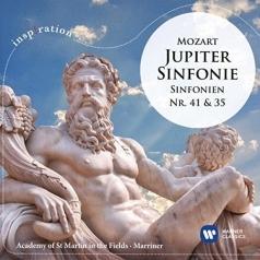 """Neville Marriner (Невилл Марринер): Mozart: Symphonies Nos. 41 """"Jupiter"""" & 35"""