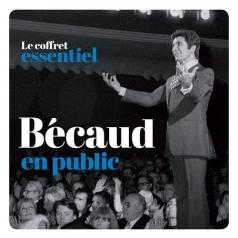 Gilbert Becaud (Жильбер Беко): Le Coffret Essentiel - En Public