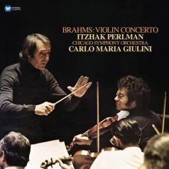 Itzhak Perlman (Ицхак Перлман): Brahms: Violin Concerto