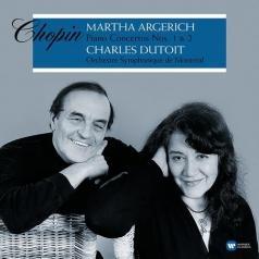 Martha Argerich (Марта Аргерих): Chopin: Piano Concertos No. 1 & 2