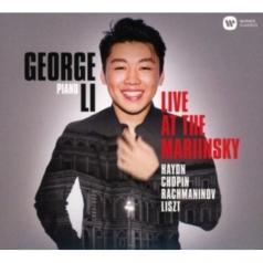 George Li (Джордж Ли): Live At The Mariinsky
