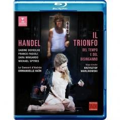 G.F. Handel (Георг Фридрих Гендель): Il Trionfo Del Tempo E Del Disinganno, Hwv46A