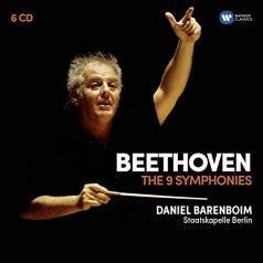 Daniel Barenboim (Даниэль Баренбойм): The 9 Symphonies