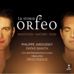 Philippe Jaroussky (Филипп Жарусски): La Storia Di Orfeo