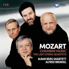Alban Berg Quartett (Квартет Альбана Берга): Mozart: Chamber Music (The Last String Quartets…)