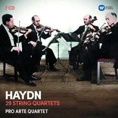 Pro Arte Quartet: 29 String Quartets