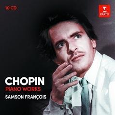 Samson Francois (Самсон Франсуа): The Piano Works