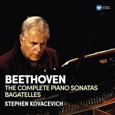 Stephen Kovacevich (Стивен Ковачевич): The Complete Piano Sonatas & Bagatelles
