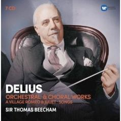 Sir Thomas Beecham (Томас Бичем): Orchestral Works