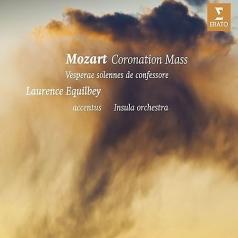 Laurence Equilbey: Mass In C Major, K317 'Coronation Mass'. Vesperae Solennes De Confessore In C, K339