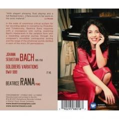 Beatrice Rana (Битрис Рана): Goldberg Variations, Bwv988