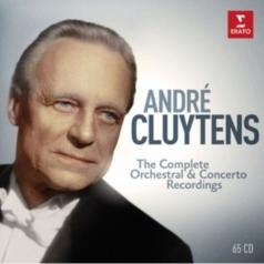 André Cluytens (Андре Клюитанс): The Complete Orchestral Recordings