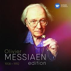 Olivier Messiaen (Оливье Мессиан): The Olivier Messiaen Edition