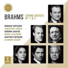 Renaud Capucon (Рено Капюсон): String Sextets Nos. 1 & 2
