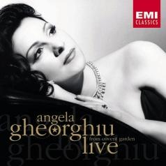Angela Gheorghiu (Анджела Георгиу): Live From Covent Garden