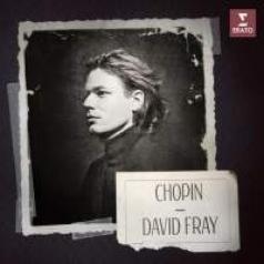 David Fray (Давид Фрай): David Fray Plays Chopin: Nocturnes, Mazurkas, Walzes, Impromptus