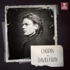 David Fray (Давид Фрай): David Fray Plays Chopin: Nocturnes, Mazurkas, Walzes, Impromptus