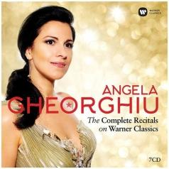 Angela Gheorghiu (Анджела Георгиу): The Complete Recitals On Warner Classics