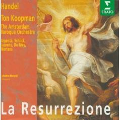 Ton Koopman (Тон Копман): La Resurrezione