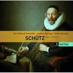 Hilliard Ensemble (Ансамбль Хиллиард): Schwanengesang