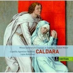 Lajos Rovátkay: Caldara: Stabat Mater, Missa... · Pergolesi: Stabat Mater . Vivaldi: Sonata Al Santo Sepolcro