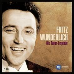 Fritz Wunderlich (Фриц Вундерлих): Fritz Wunderlich: Die Tenor-Legende