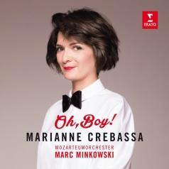 Marianne Crebassa (Марианна Кребасса): Mozart & French Opera Arias