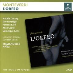 Emmanuelle Haim (Эммануэль Айм): L'Orfeo