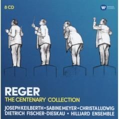 Max Reger (Иоганн Христоф Ригер): The Centenary Collection